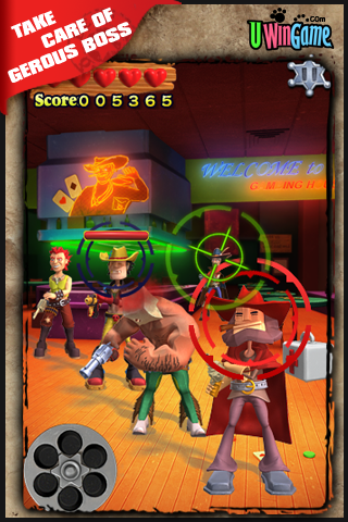 Screenshot Billy's Duel